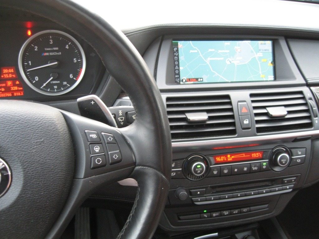 BMW X5 M50d | Soft close,HUD foto's